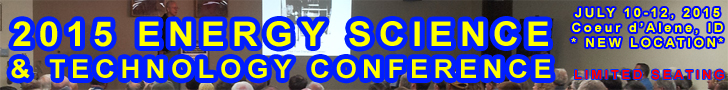 2015 Energy Science & Technology Conference