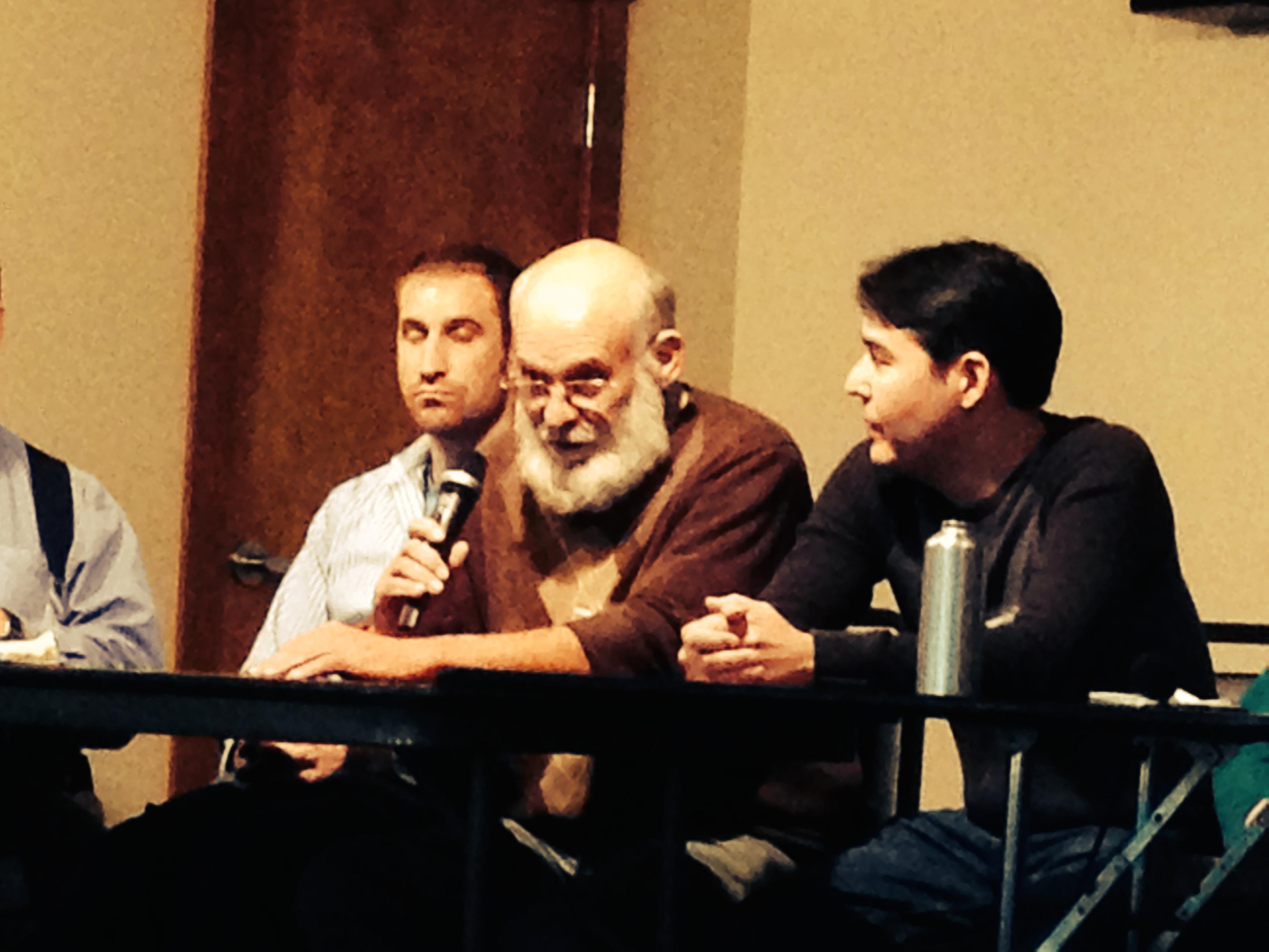 Eric Dollard Discussion Panel
