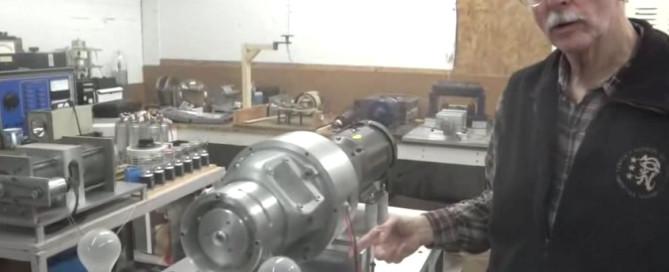 Transforming Generator by Jim Murray