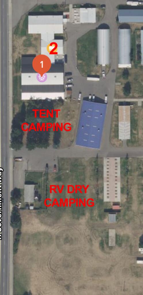 Fairgrounds Camping